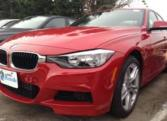 BMW 3 Series - 320i Cabriolet 2014