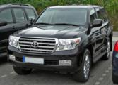 Toyota Land Cruiser - V8 2013