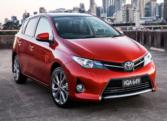 Toyota Yaris - hatchback 2013