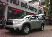 Toyota Highlander - LE , Limited