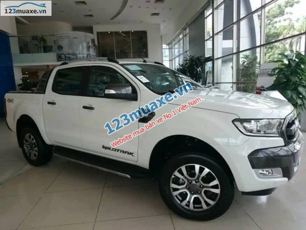Ford Ranger - Wildtrak 3.2L